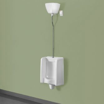 Healey & Lord 1 Station Florida Urinal Kit - Top Inlet with Exposed Cistern
